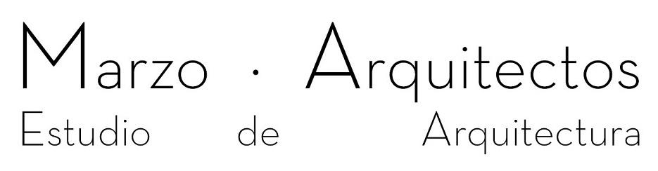 Marzo · Arquitectos